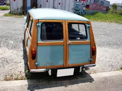 Morris Mini Traveller  モーリス ミニ トラベラー