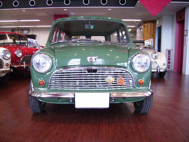 Austin Mini MK1 Countryman オースチン ミニ MK1 カントリーマン