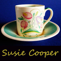 Susie Cooper スージー・クーパー