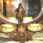 ヌーボー期 ブロンズ像