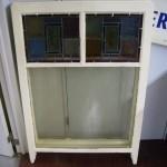 アンティーク ガラス ステンドグラス
