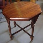 テーブル 8角形