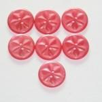 ボタン ピンク 7個
