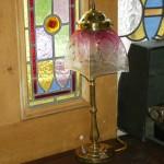 ランプ スタンド (シェード、ギャラリー含む)