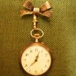 ビンテージ ナーシング懐中時計