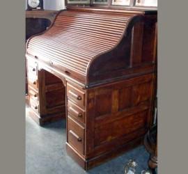 アンティーク ダービーデスク(Derby Desk) ロールトップデスク