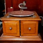アンティーク 蓄音機