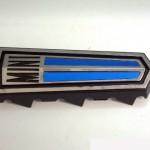英国車・MINIのレアパーツエンブレム類(Emblem)